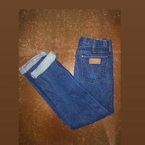 Wrangler Jeans with Cuff